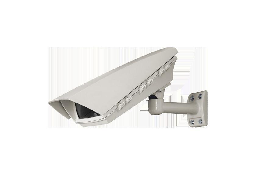 telecamera con custodia